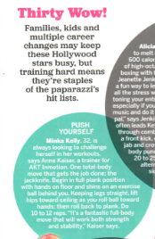 AKT INMOTION in Fitness, May 2013, Close Up