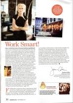 Anna Kaiser in Cosmopolitan, September 2013 (Editor's Letter)