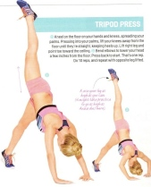 Anna Kaiser in Cosmopolitan, September 2013 (Feature Page 2)