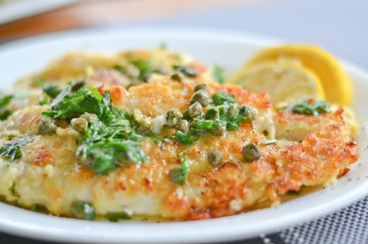 Fried-Sole-with-Lemon-and-Caper-Sauce-4